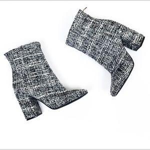 Jessica Simpson Tweed Boots